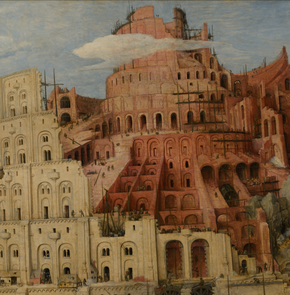 Pieter Bruegel the Elder - The Tower of Babel (Google Art Project)