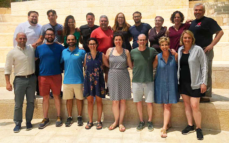 Hartman Fellowship for Hillel Professionals