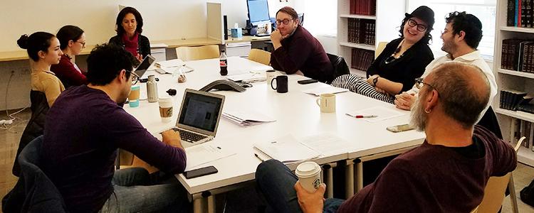 North American David Hartman Center Fellows