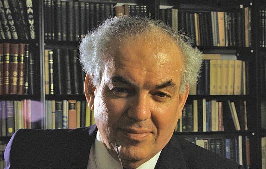 """הרב פרופסור דוד הרטמן ז""""ל"""